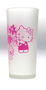 Hello Kitty Glas Puzzle