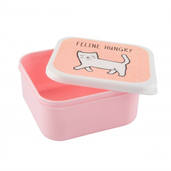 Cute Cat Lunchboxen 3er Set