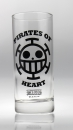 Glas One Piece Pirates of Heart
